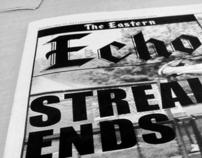 CAMPUS LIFE // Echo Ads 2010-2011