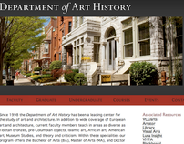 VCU Department of Art History