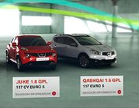 NISSAN GPL | Nissan