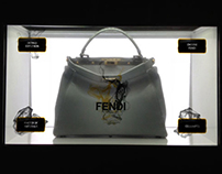 PEEKABOO INTERACTIVE DISPLAY | Fendi