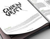 Chien Vert (logo design)