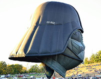 Carolina BalloonFest Hot Air Balloon Festival - Part 2