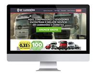 MF Caminhões - Portal