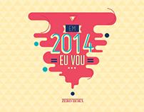Digital Illustration | Em 2014 eu vou...