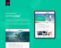 orthopaedic - landing page