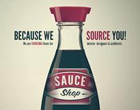 Sauce Shop / Label/Logo Design