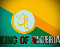 KinG OF ALgeria
