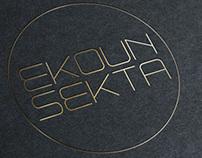 Ekoun Sekta Logotype