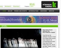 Radio Station Portal