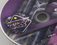 Ruffneck Bass CD Packaging - (Warner Chappell Music)