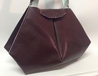 One Piece Geometry Handbag