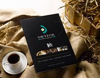 DWYFOR Brochure Design