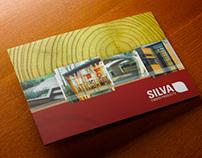 Silva Timber - Company folder & inserts