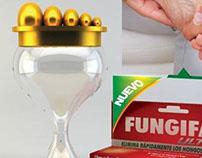 Fungifar - Crema contra hongos de piel