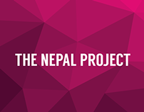 The Nepal Project / Parallax scroll