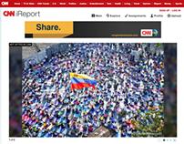 FOTOS EN LA WEB DE CNN - Porque #cadavidaimporta