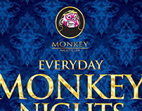 Monkey Night Club - Mardan Palace