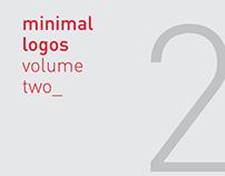 Minimal Logos - Volume 2