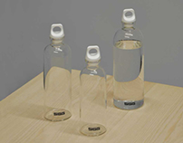 Glassware Collection for SIGG Switzerland