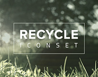 Recycle - Free Icon Set