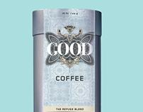 Good Coffee Brand Startup