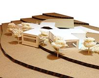 Proyecto Lugar: arquitectura que enmarca el paisaje