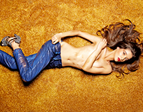 Fashion Editorial - Denims