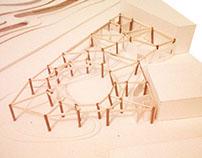 Taller composicion I:centro cultural de Suba