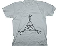 Ritual T-shirt - Organ Project Logo