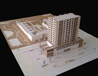 Proyecto Habitar. 2013-1