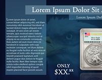 2014 American Silver Eagle Post-Card Ad
