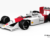 F1 Mclaren MP4/4(1988)