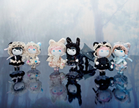 Obsession: Doll Jewelry: Gothic Lolitas