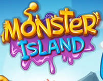 Monster Island - Miniclip Mobile for iOS and Android