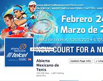 Abierto Mexicano de Tenis 2014 y 2015