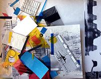 Collages Urbanos