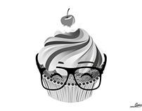 Sketch La Vida es un Ponke - Life is a Cupcake