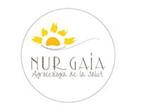 Logo: organic food and natural health
