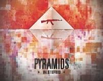 Pyramids In Stero