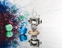Into the Wild: Art Toy: Invasive Species (Design Toy)