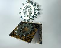 Miniature Books Jewelry 1