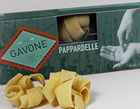 Gavone: Pasta Packaging