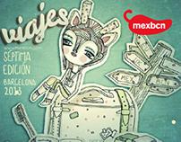 VIAJES mexbcn, Barcelona 2013