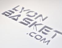 Lyon Basket Logotype