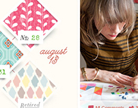 Stampin' Up! Site Redesign