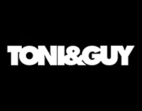 Toni & Guy - Essensuals (Sub-Brand) Advertising Design