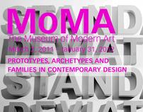 MoMA Standard Deviations