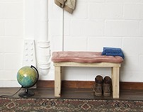 Entry Vestibule Bench