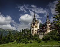 Peleș Castle, Part I: Daily Faces in Summer
