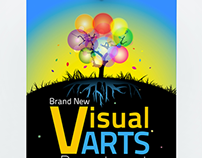 Visual Arts Poster